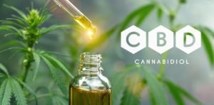 CBD gifts set for father's day